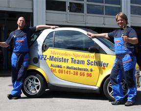 Kfz-Meister Team Schiller