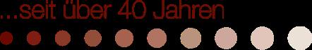Logo 40 Jahre